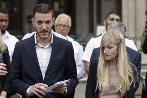 Rodičia umierajúceho Charlieho vzdali boj o jeho liečbu