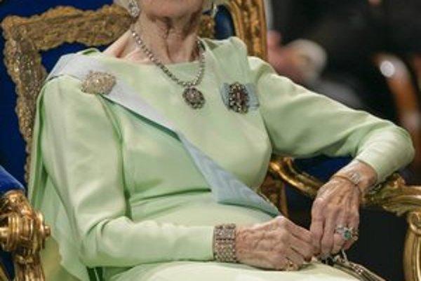 Princezná Lilian bola populárny člen kráľovskej rodiny.