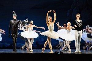 Fenomenálne výkony. Petrohradský balet je známy svojou profesionalitou.
