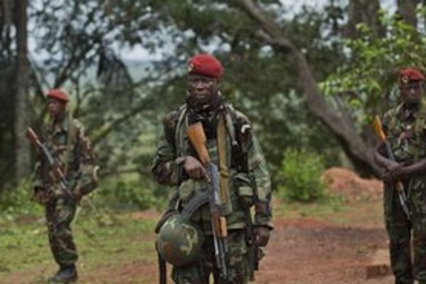 SAR, v ktorej žije okolo 4,5 milióna ľudí, otriaslo po získaní nezávislosti od Francúzska v roku 1960 niekoľko povstaní. Je to jeden z najchudobnejších štátov Afriky, hoci má značné zdroje nerastných surovín.