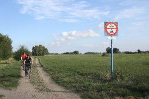Kraj dobuduje úsek v dĺžke šesť kilometrov od Dolnej Stredy až po Váhovce.