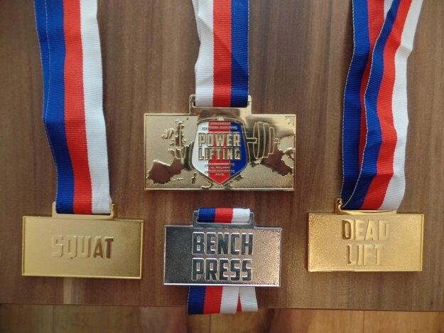 Medailová zbierka.