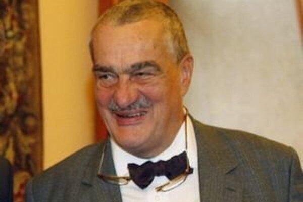 Karel Schwarzenberg.