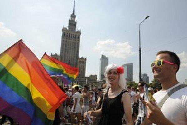 Poľskí homosexuáli si na zmenu zákonov budú musieť počkať.