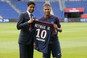 Neymarov prestup do PSG poriadne zatriasol prestupovým trhom. Hráči budú prestupovať za oveľa vyššie prestupové čiastky.