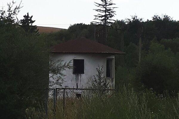 Nevyužitá vodárenská nádrž v Trstenej.