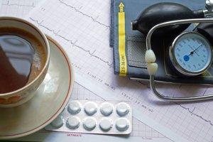 Nízky krvný tlak by mohol predstavovať riziko.