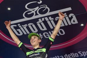 Davide Formolo bude od budúceho roku tímovým kolegom Petra Sagana.