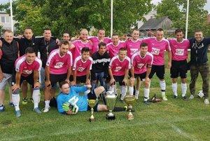 Staronovým účastníkom je mužstvo FK Veľké Kosihy
