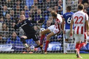 Jordan Pickford patril v prvom kole medzi opory Evertonu.