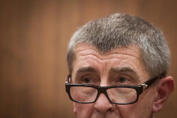 Český oligarcha a bývalý minister financií Andrej Babiš