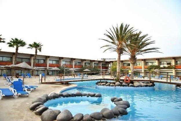 Hotel Oasis Belorizonte 4*, Kapverdy.