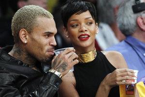 Chris Brown a Rihanna