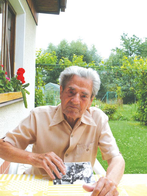S Jánom Masárom sme na udalosti roku 1968 spomínali pred deviatimi rokmi uňho doma na Podstráňach.