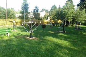 Park je určený deťom od 14 rokov aj dospelým.