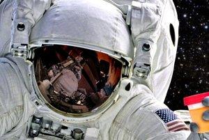 Astronauti budú na dlhých cestách používať aj vlastný odpad.