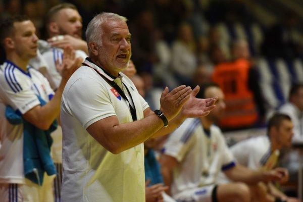 Už bývalý tréner reprezentácie. Košičan Martin Lipták sa klubového postu vzdať nechcel.