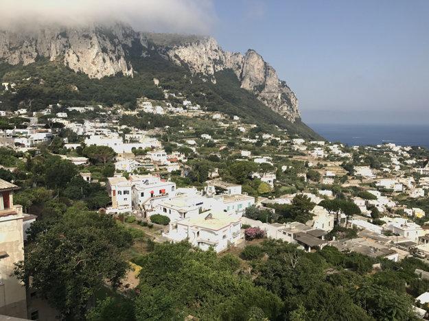 Capri, Taliansko.