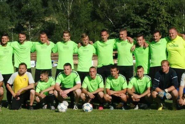 Futbalisti Brodna majú v III. triede (B) smelé plány.