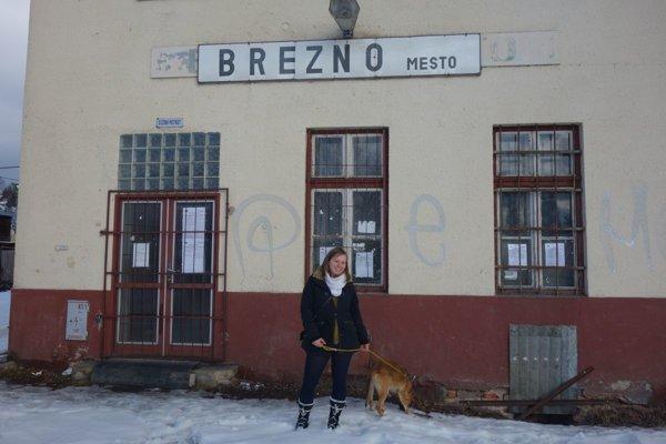 Mária Horská žije v Bratislave, no považuje sa za Breznianku.