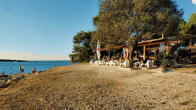 Istria, Chorvátsko.