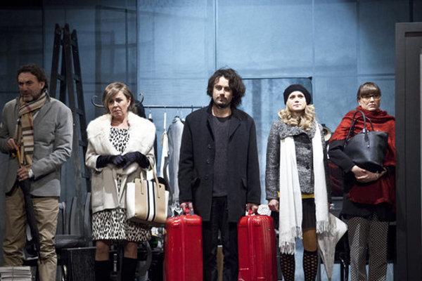 Prievidzskí diváci sa môžu tešiť i na predstavenie divadla Astorka pod názvom Višňový sad.