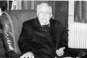 Ladislav Dorušák na jednej z posledných fotografií.