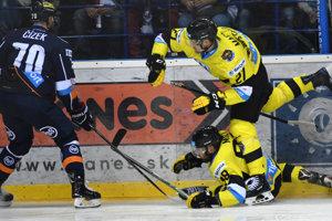 HC 07 Detva zažil premiéru v najvyššej slovenskej hokejovej súťaži