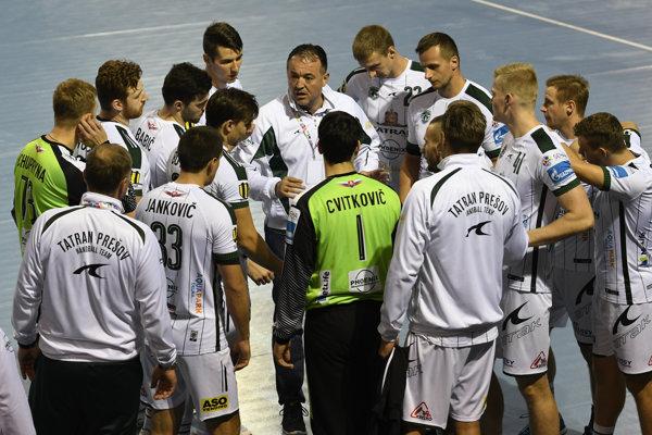 Prešovských hádzanárov čaká domáci zápas s Minskom.