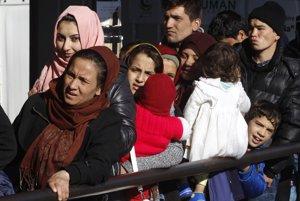 Rasistické nálady v Taliansku súvisia s príchodom desaťtisícov migrantov.