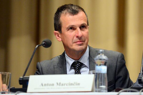 Anton Marcinčin, splnomocnenec vlády SR pre podporu najmenej rozvinutých okresov.