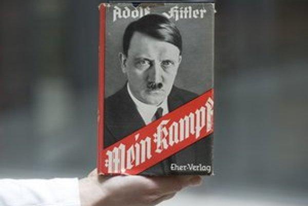O tri roky bude môcť Hitlerovo dielo zverejniť prakticky každý.