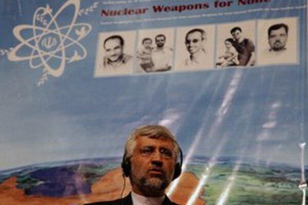 Hlavný iránsky vyjednávač Saeed Jalili.