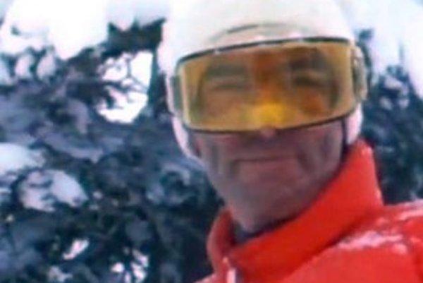 Bob Smith si lyžovanie obľúbil v Európe.