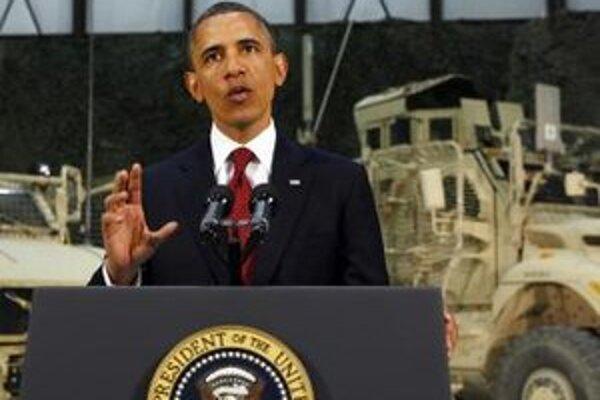 Dohodu o tom, že americký sily zostanú v Afganistane do roku 2014 podpísal americký prezident Barack Obama.
