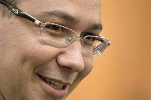 Victor Ponta.