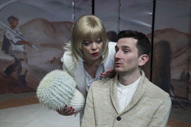 Cenu za najlepší mužský herecký výkon má šancu získať Jakub Rybárik z DAB.