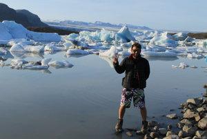 Michal Tlelka počas dvoch týždňov okúsil atmosféru Islandu.