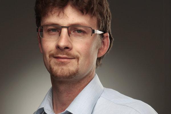 Václav Štetka, odborník na médiá z Univerzity v Loughborough