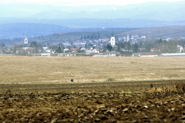 Veľká Lomnica. Obec chce pritiahnuť investorov.
