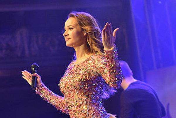 Na Velických dňoch vystúpi aj speváčka Kristina.