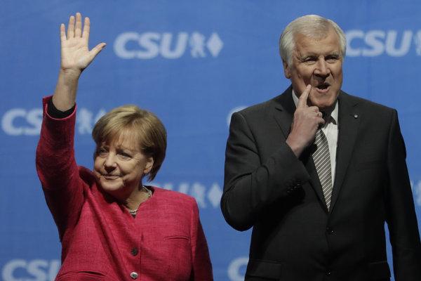 V Nemecku vyvrcholila predvolebná kampaň najsilnejších strán