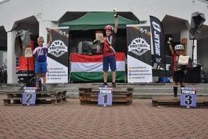 Majstrovstvá Maďarska.