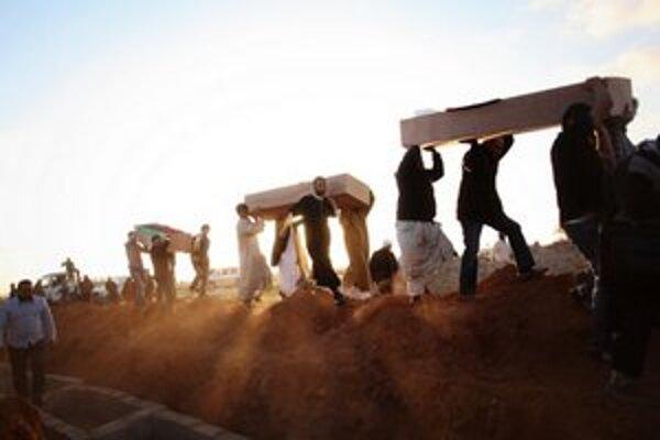 Konflikty v krajine prinášajú ďalšie obete.