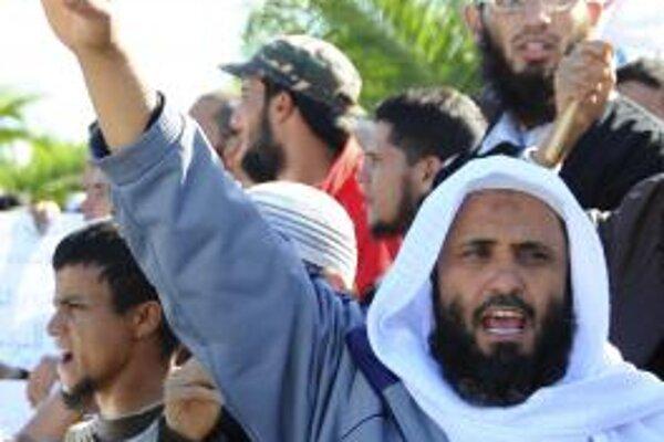 Islamskí fundamentalisti.