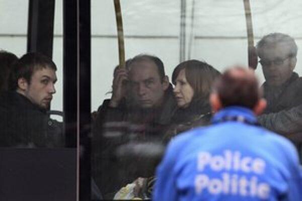 Za rok na zamestnancov dopravného podniku v Bruseli zaútočili takmer 200-krát.