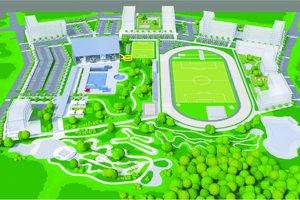 Urbanistická štúdia približuje zámer riešenia Barín.