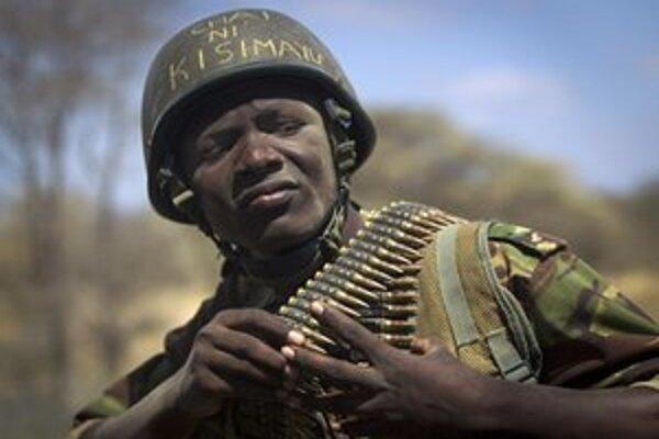 Etiópske jednotky nahradia aj Keňania.