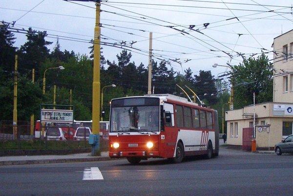 Prešovskej doprave by mali pomôcť peniaze z eurofondov.