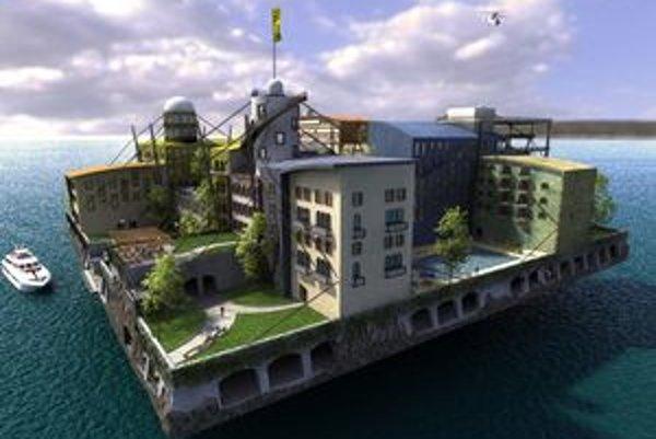 Na mori štáty nevládnu. Niektorí preto navrhujú sebestačné plávajúce mestá, ktoré sú čoraz reálnejšie a od utópie sa posúvajú k detailným riešeniam